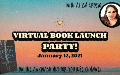 Publishing a Book Series Week 16: Launch Party Plans, Sending Emails and Working on Ads